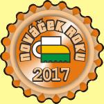 Nováček roku 2017